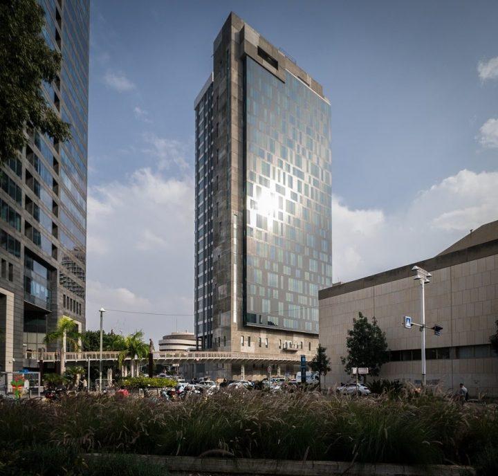 בית המשפט המחוזי תל אביב בתכנון אמנון רכטר