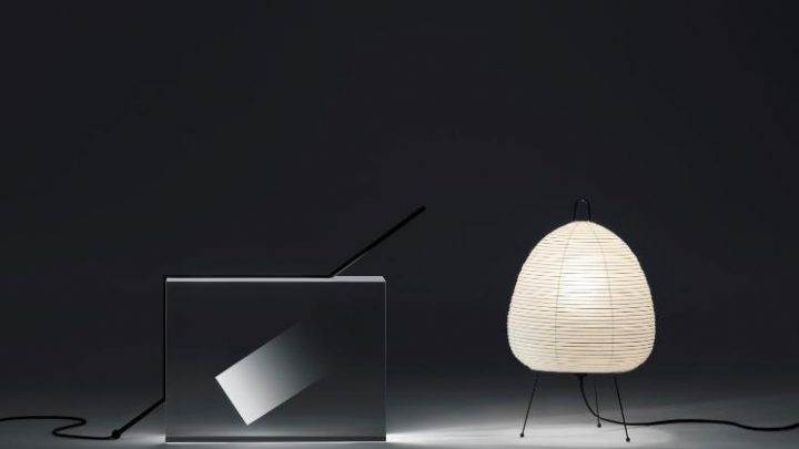 גופי תאורה שעוצבו בהשראת האמן והאדריכל איסאמו נוגוצ'י