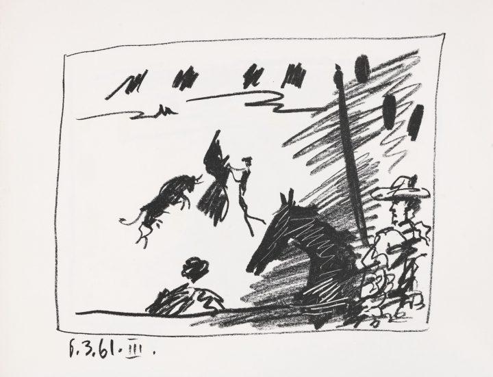 גלריה אלטמן, המסתוריות של פיקאסו