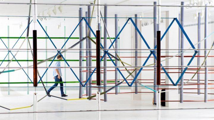 התערוכה במוזיאון תל אביב