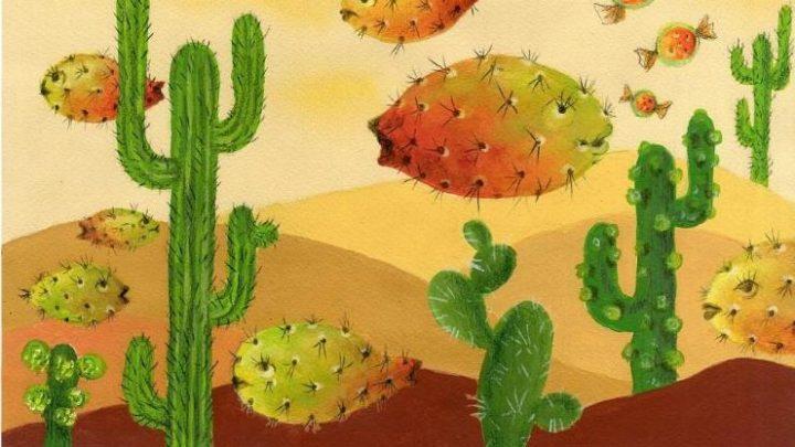 התערוכה כמו דג במים. צבר במדבר