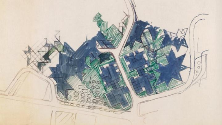 ז'אן רנודי, התחדשות העיר העתיקה של ז'יבור
