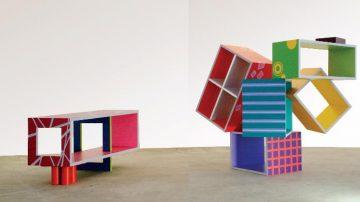 מירב רהט מתוך התערוכה תוך כדי תנועה, אוצרת יעל פרידמן