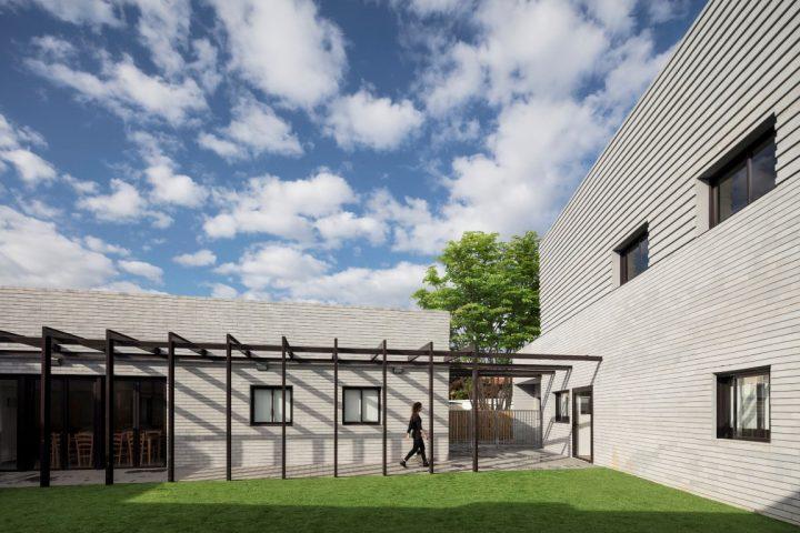 מעון לנשים מוכות בתכנון יעקבס- יניב אדריכלים ועמוס גולדרייך