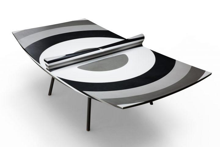שולחן הפינג פונג העשוי לוחות אבן של קוסנטינו