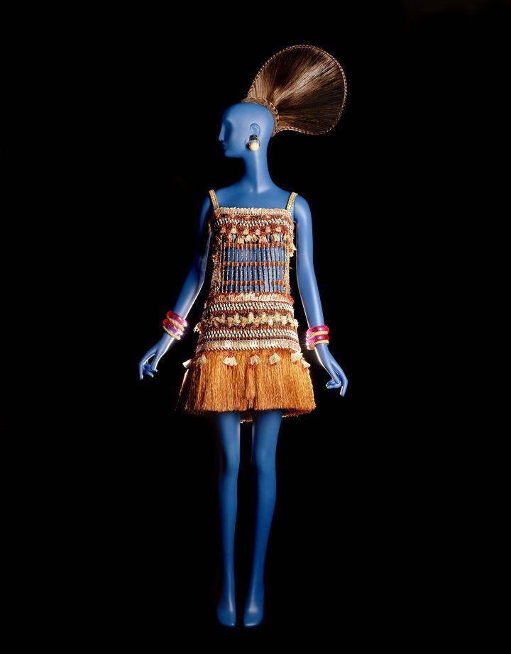 שמלת ערב קצרה, מוזיאון איב סן לורן