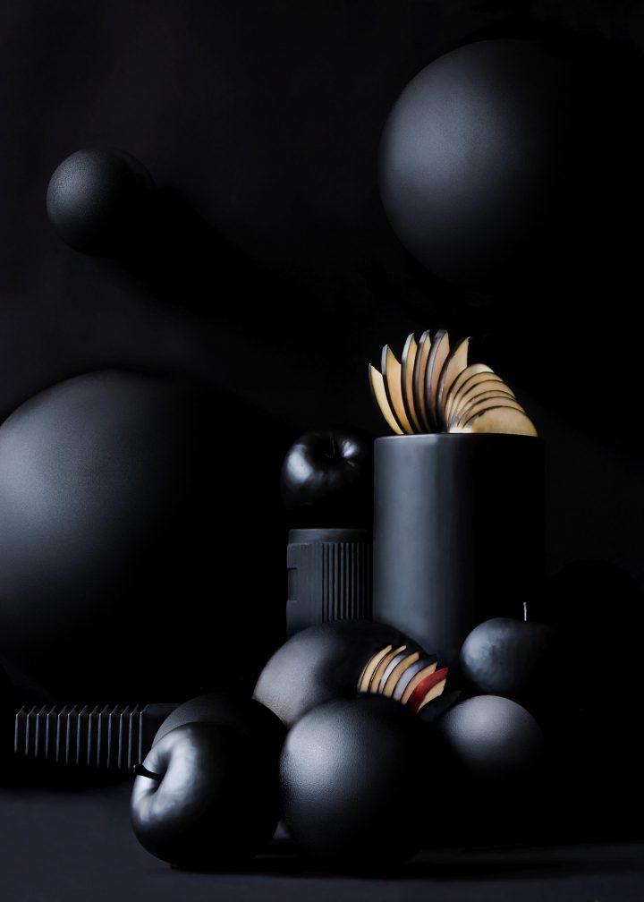Black Abstracts עדו גרעיני