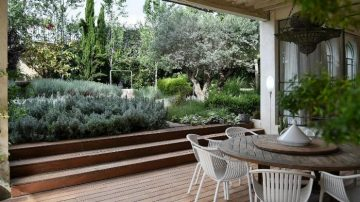 INDOOR OUTDOOR, כפיר פישר, אורלי רובינזון