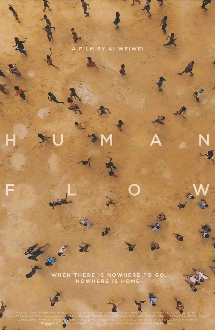 the human flow