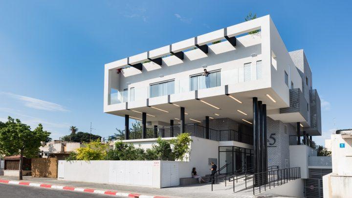 בית שפירא. אסף אשרוב - תואם אדריכלות