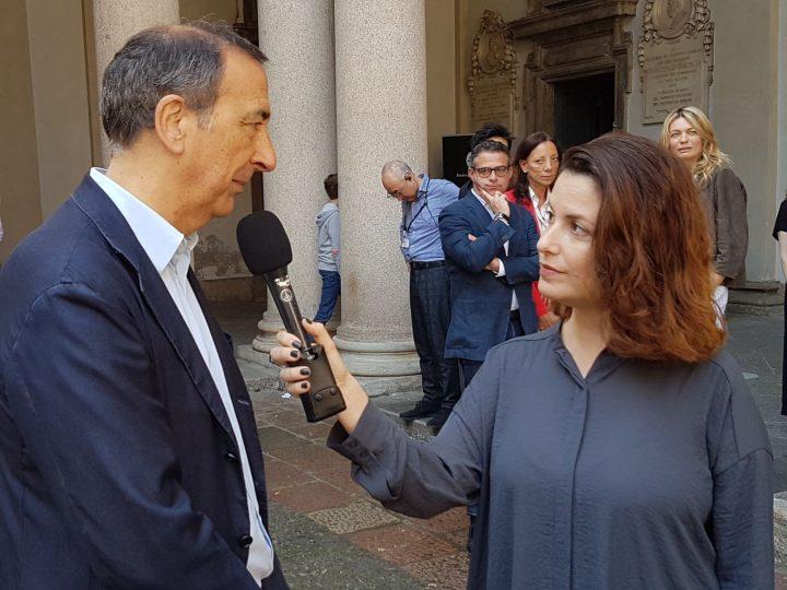 ראש העיר מילאנו, ג'וספה סאלה, מתראיין ל LEGIT