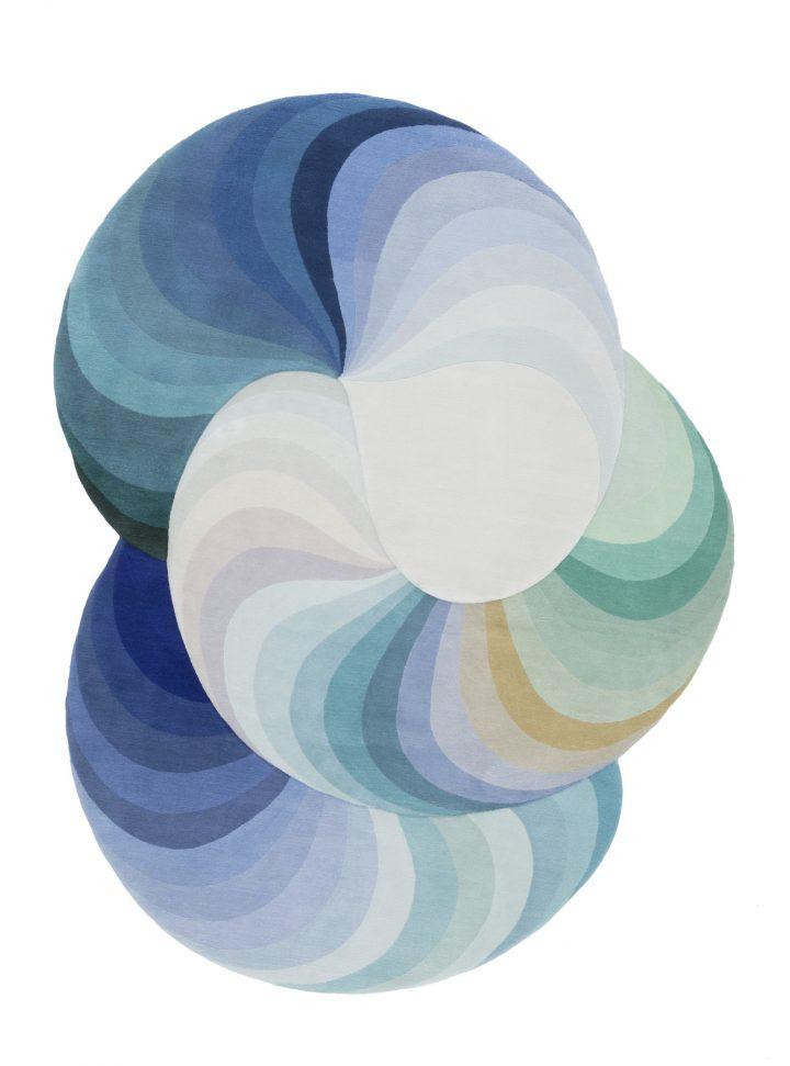 cc-tapis, שטיח באריגת יד בעיצוב פטרישיה אורקיולה