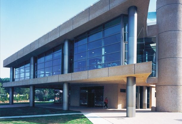 מבנה כיכר היובל, מכון וייצמן