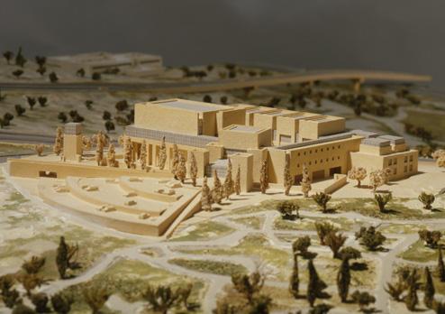 מודל בית המשפט העליון, ירושלים, 1986, מקום שני ומכובד