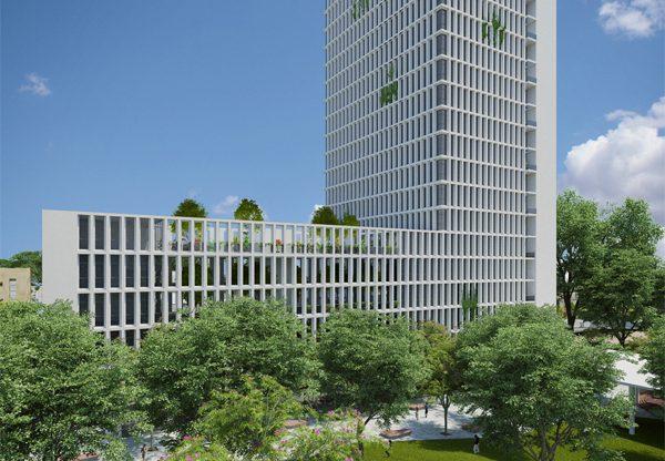 בית עיריית תל אביב, בעבודה מ 2011