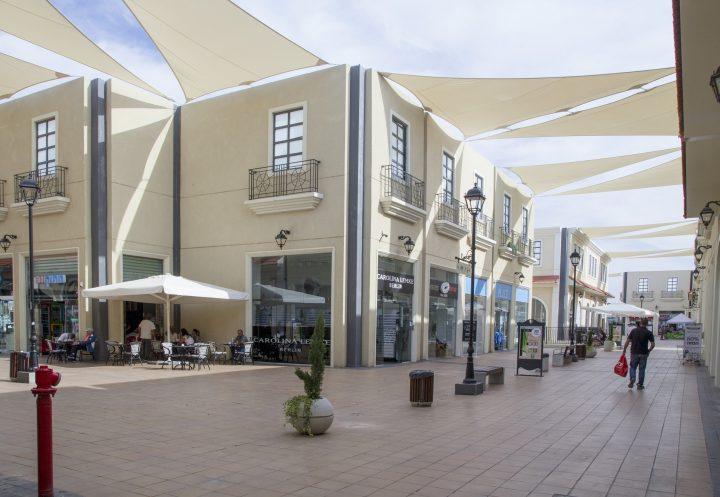 מרכז קניות, עין שמר