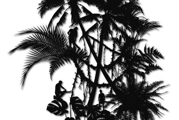 שירה גלזרמן, גן התענוגות הארציים