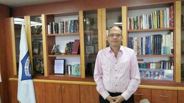 ראש עיריית פתח תקווה איציק ברוורמן