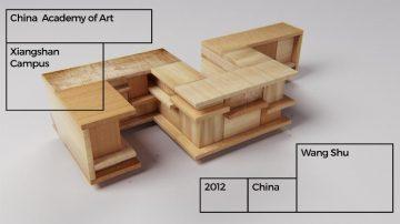 אדריכל וואנג שו