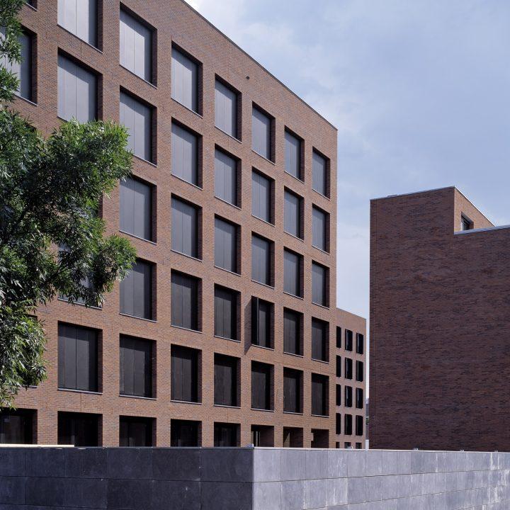 פרויקט של פרופ' אדריכל וים ואן דן ברג ואדריכל יו יאנסן