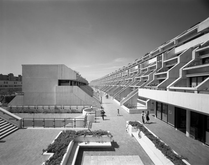 ALEXANDRA ROAD ESTATE 1967-1973