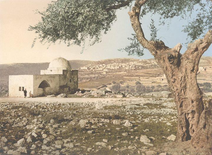 קבר רחל, סוף המאה ה-19