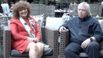 האדריכלים ארנה ומשה צור בשיחה צפופה דווקא במילאנו