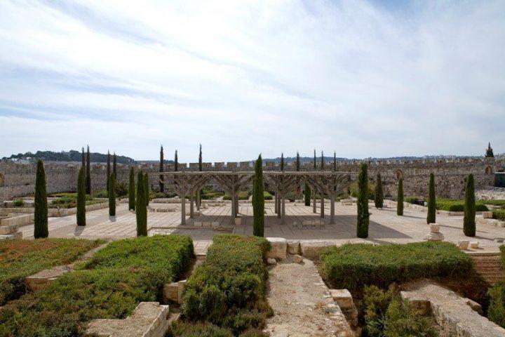 הגן האומאי