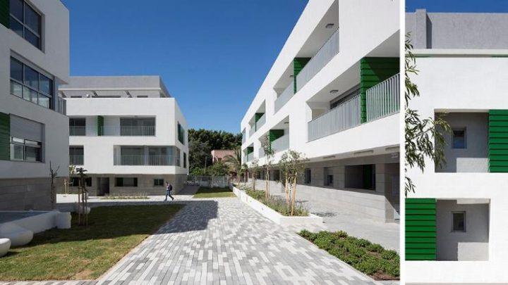 זוכי קטגוריית מבני מגורים, מילבאואר אדריכלים