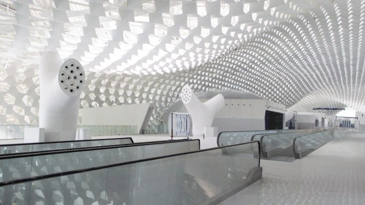טרמינל 3, שדה תעופה שנזן, סין