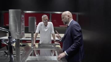 הישר ממילאנו: חברת המטבחים שמאבזרת מסעדות מישלן מסביב לעולם