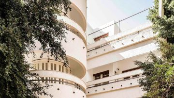 אירועי לילה לבן בתל אביב מפנקים גם את חובבי האדריכלות