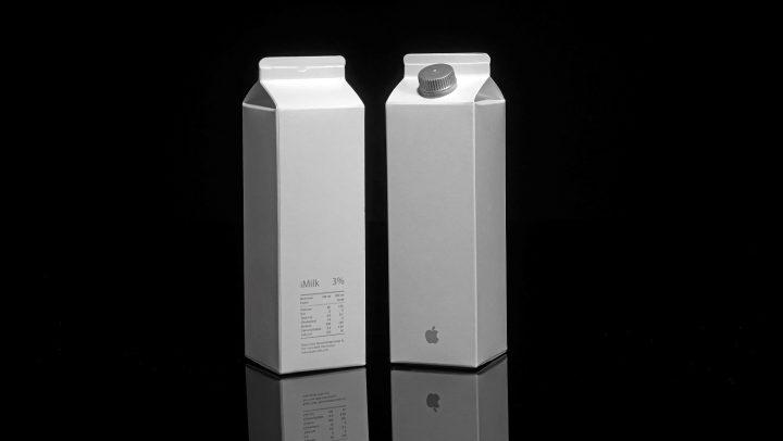 מארזי חלב של אפל