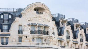 חלומות בהקיץ? כך נראה מלון היוקרה של אקירוב בפריז