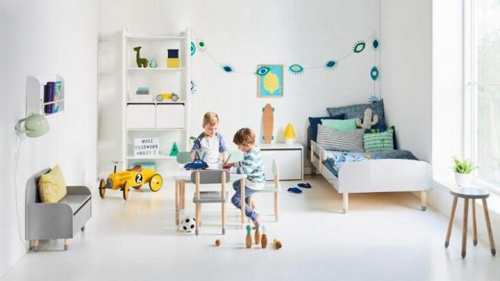 Dot FLEXA Play Roomsetting