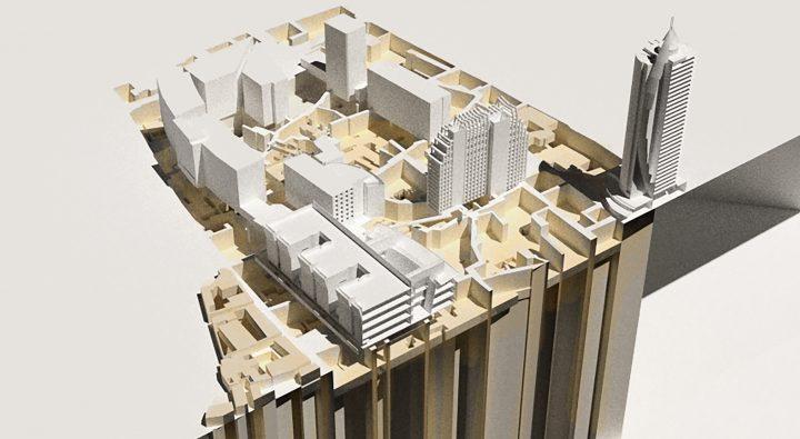 אדריכלות (פרו)אקטיבית, תסנים מאדי