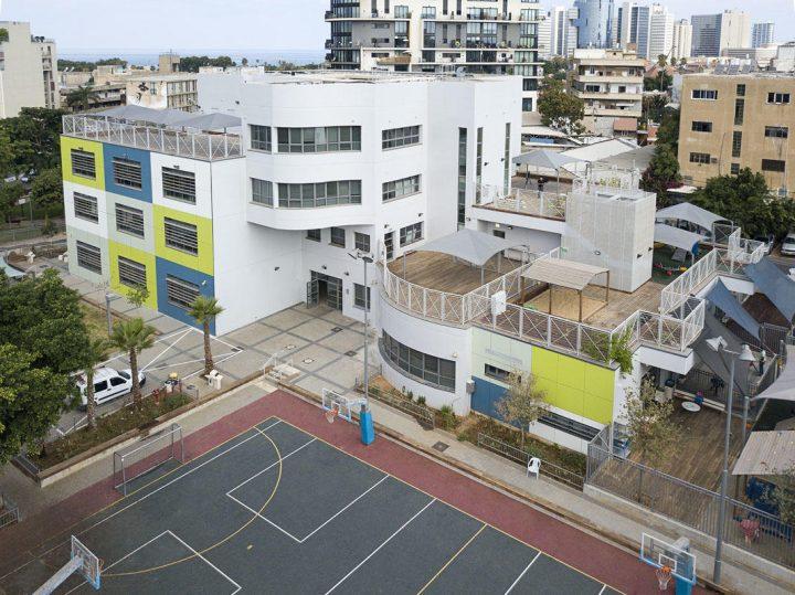 בית הספר דרויאנוב תל אביב