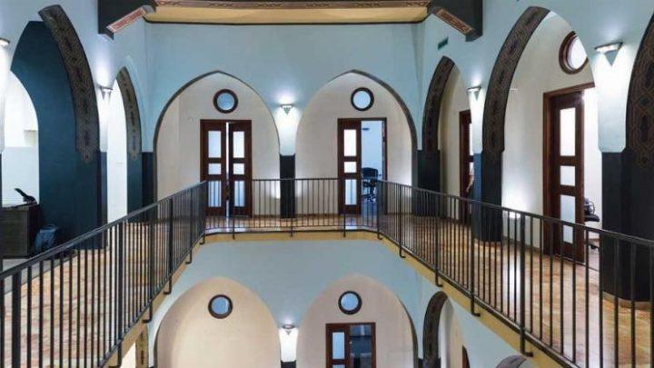 בנק אנגלו פלשתינה, אדריכל אלכסנדר ברוולד, 1928