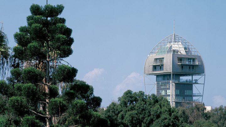 מגדל הגן, אחד המזוהים עם פיבקו, יזם כנען בעמ