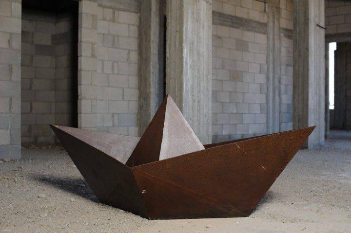 מפסלי המתכת של שריתה פלד