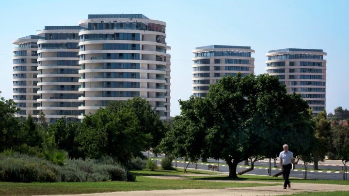 פרויקט BLUE תל אביב, יזם קנדה ישראל, פיבקו אדריכלים