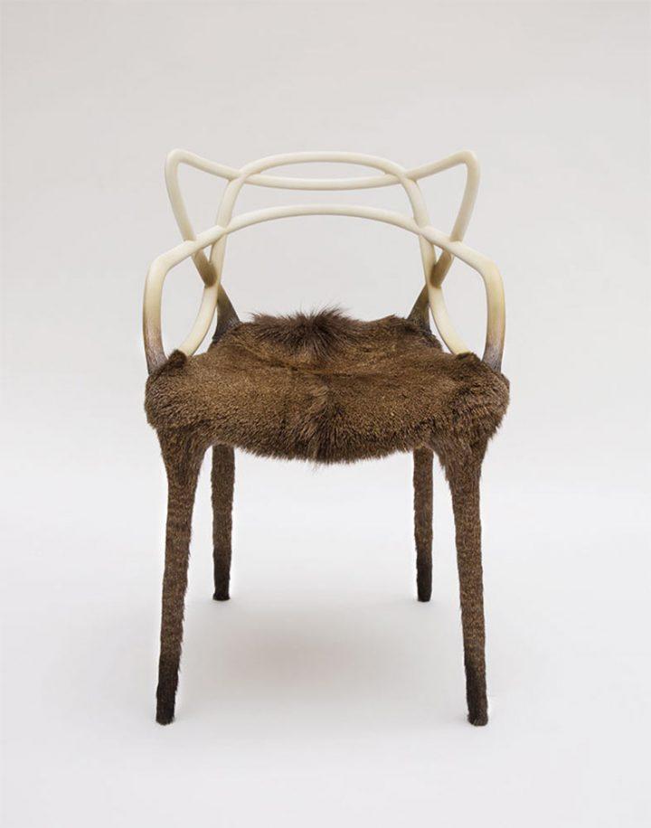 פרשנות לכסא המאסטרס של פיליפ סטארק