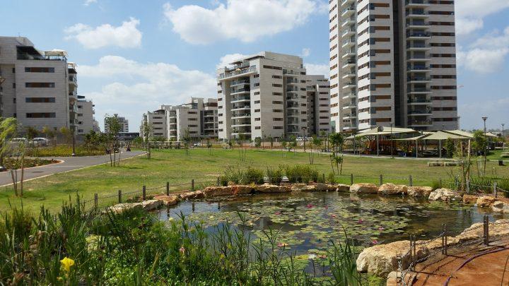 1,000 יחידות דיור, תדהר על הפארק, יבנה הירוקה, פיבקו אדריכלים