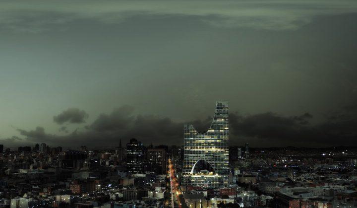 N Building