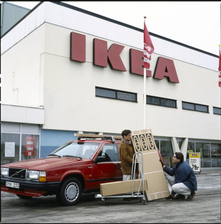 לפני 60 שנה בדיוק, חנות איקאה הראשונה בשוודיה