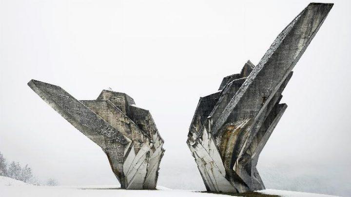 מונומנט לזכר הקרב בסוטג'סקה