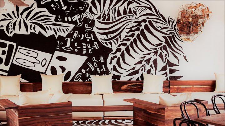 עיצוב טוטאלי, בית קפה בלונדון