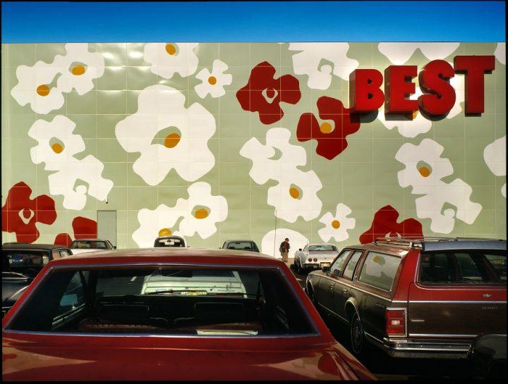 אולם תצוגה, 1973