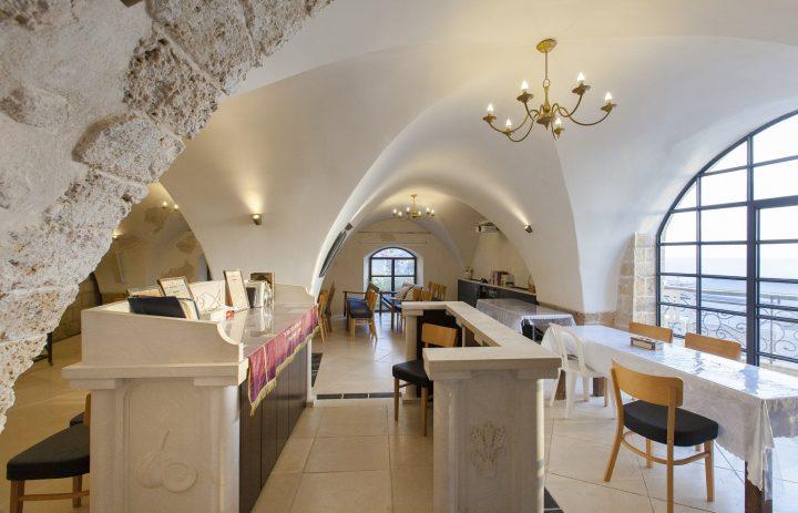 בית הכנסת של עולי לוב