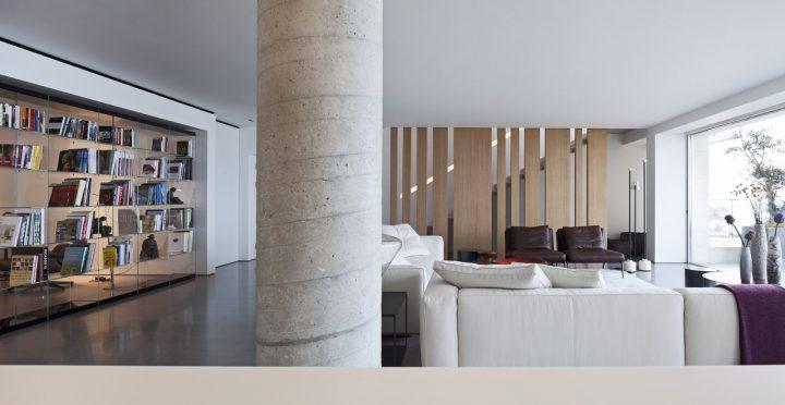 דירה בחיפה, מאדריכלות ועד פרטי ריהוט